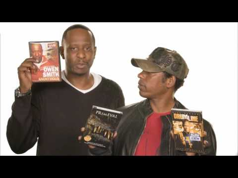 Orlando Jones and Owen Smith: Awesome DVD Promo
