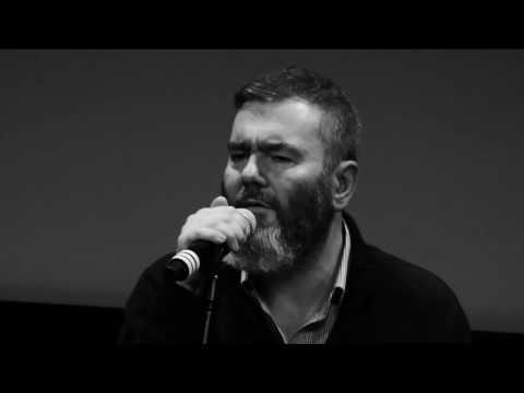 Aidan Moffat - The Parting Song (HD Live at Rabozaal Melkweg Amsterdam, 18 November 2016)
