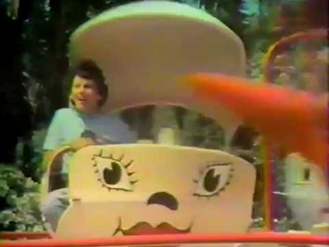 McArthur Milk 1978 TV commercial