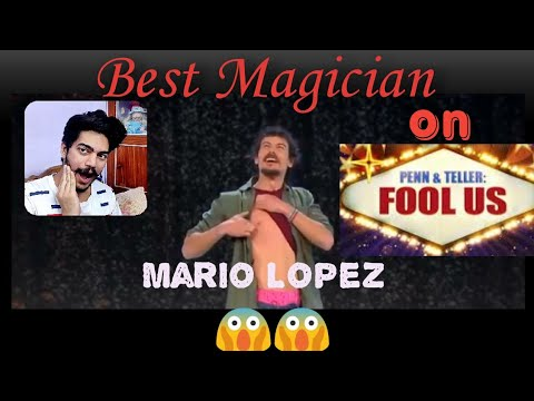 "Indian Mentalist Reacts to Mario Lopez ""Nipple & Salt Trick"" 