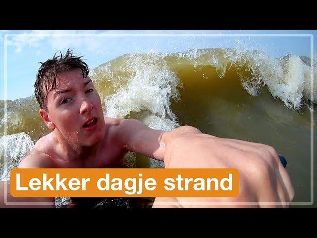Lekker dagje strand | Texel 2017 (#4)