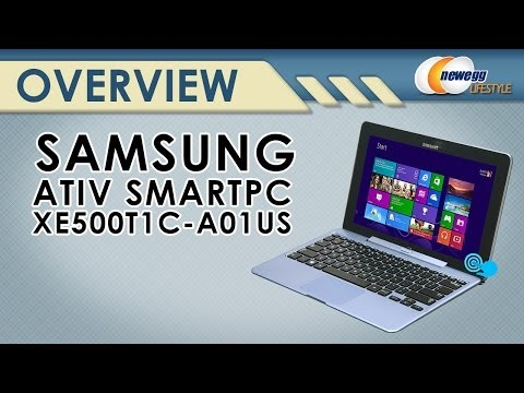 Samsung ATIV SmartPC 11.6-inch Windows 8 Tablet -- 64GB Overview - Newegg Lifestyle