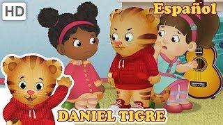 Daniel Tigre en Español - Lidiando con Emociones Negativas