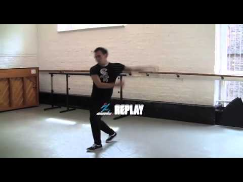 Танцевальная композиция Pretty Vacant. Обучение в режиме онлайн.