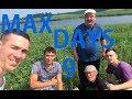 MaxDays 9. Покровка, река Амга. Троюродный брат. Памятник трактору.