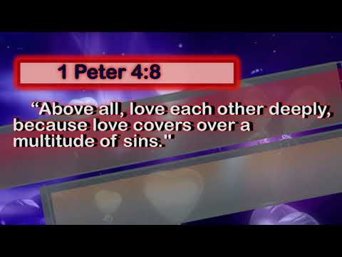 Bible quotes - All About Love Quotes from the Bible and From Famous People