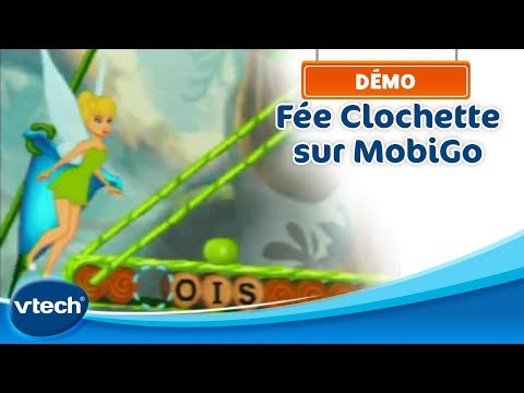 jeu nintendo ds la fee clochette