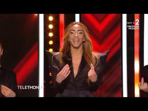 Fais Le Vide - Bilal Hassani (Téléthon 2020   France 2)