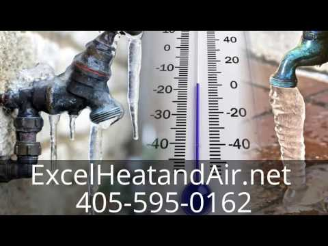 Tips on Preventing Freezing and Broken Water Pipes