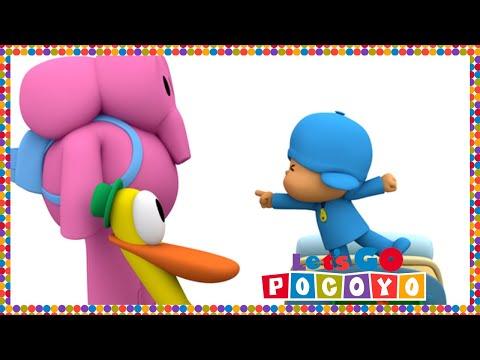 Pocoyo português Brasil - Let's Go Pocoyo! - O melhor quarto [Episódio 46] em HD