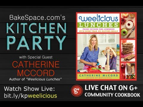 Back-to-School Lunch Ideas: with Catherine McCord on #kitchenParty