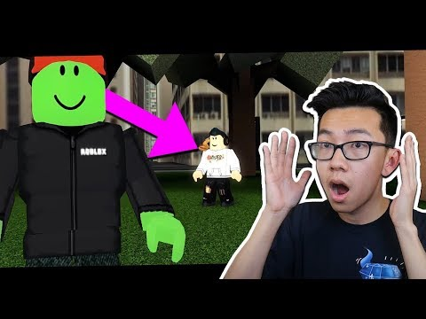 I WAS IN THIS GREEN GUEST ROBLOX MOVIE!!