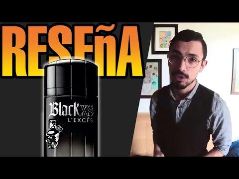Black XS L'excès - PACO RABANNE (Reseña por Alejandro Gómez B.)