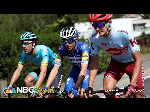 La Fleche Wallonne 2019 | EXTENDED HIGHLIGHTS | 4/24/19 | NBC Sports