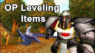 Classic WoW: Top 10 OP Leveling Items