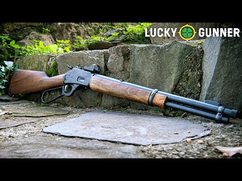 Why Everyone Likes Lever Actions