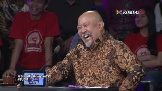 Video Ridwan Remin: Bahasa Daerah Terbanyak - SUCI 7 MP3, 3GP, MP4, WEBM, AVI, FLV November 2017