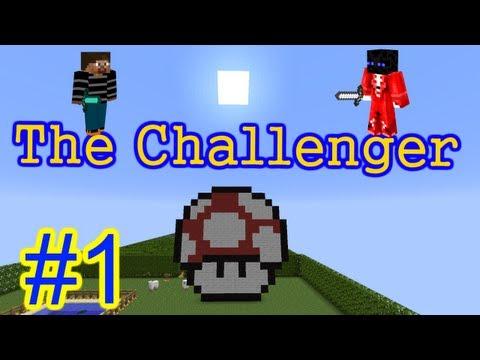 The Challenger. Жареные булки(1 часть)