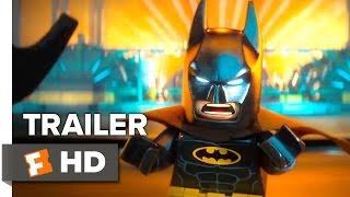 The Lego Batman Movie Official Wayne Manor Teaser Trailer 2 2017  Will Arnett Movie HD