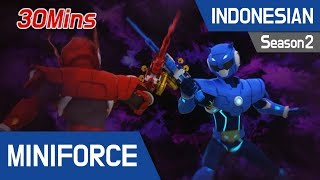 Video [Indonesian dub.] MiniForce S2 EP10~12 MP3, 3GP, MP4, WEBM, AVI, FLV Juli 2018