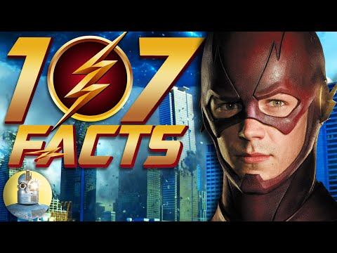 107 Flash Season 1 Facts You Should Know Ft. Comistorian (@cinematica)