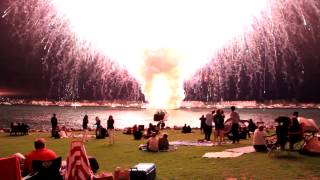 Lower Your Volume Before Watching This: The Most Epic Fireworks Of All