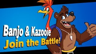 *BANJO & KAZOOIE* FUNNY MOMENTS! (Super Smash Bros. Ultimate) by SkulShurtugalTCG