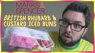MJ checks out these British Rhubarb and Custard Iced Buns from Marks and Spencer. MJ has fond memories of the R&C doughnut from Greggs so he hopes these are similar!►Our Podcast : http://shoutengine.com/FRUKUnwrappedTheFoodReviewUKPodcast/►My Comedy : http://www.youtube.com/user/JamiesonComedy► My Movie Reviews: https://www.youtube.com/channel/UCbQ3rZXwS6quktVPLojG7dg►My Let's Plays: https://www.youtube.com/channel/UCuvxtcDOJPjFdwSmaSMSjFQ►My VLOG : http://www.youtube.com/user/MichaelJamiesonsLife►ReZ Daily : http://www.youtube.com/c/ReZourcemanDaily►Nate's Channel https://www.youtube.com/user/NaynaPeterson►Gossi's Channel https://www.youtube.com/user/Gostiano►The FRUK Buddies Playlist https://www.youtube.com/playlist?list=PLe85i3ke1QZjE4c1wGl0wBJblQVni5Ff8►T-Shirts : http://foodreviewuk.spreadshirt.co.uk►Website - - - http://www.FoodReviewUK.com►Twitter - - - - http://www.twitter.com/FoodReviewUK ►Instagram - - http://www.instagram.com/frukgram►MJ's Instagram - - http://www.instagram.com/rezourcemanBusiness Enquiries - michaeljamiesoncomedy@gmail.com
