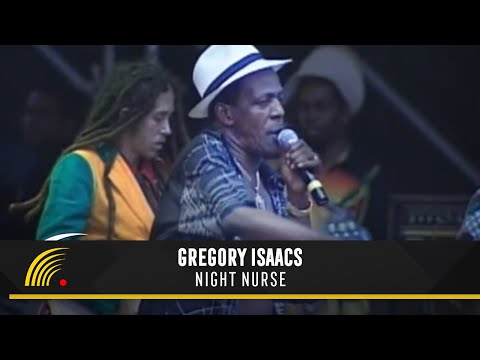Gregory Isaacs: Night Nurse (Live Bahia Brazil)