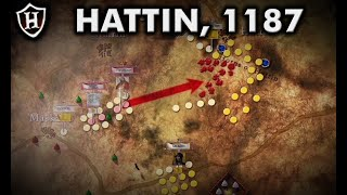 Video Battle of Hattin, 1187 - Saladin's Greatest Victory - معركة حطين MP3, 3GP, MP4, WEBM, AVI, FLV Juli 2019