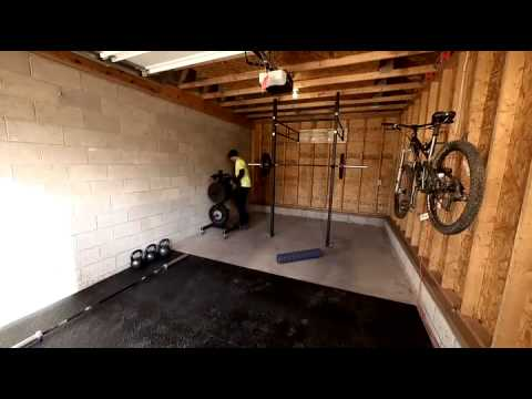 CrossFit – How to Build a Garage Gym Rogue Style