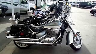 10. 2011 Suzuki C50T Boulevard Cruiser Motorcycle Bike