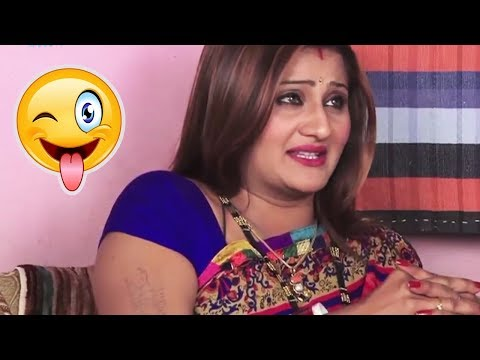 Funny videos - खाने में ज़हर - Husband Wife Funny Video  Hindi Jokes Videos