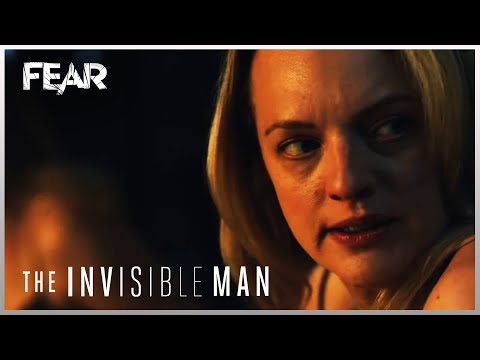 Escaping from the Invisible Man - Opening Scene   The Invisible Man (2020)   Fear