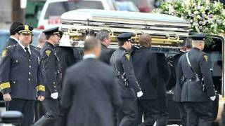 Whitney Houston's Funeral Photos - 02/18/2012