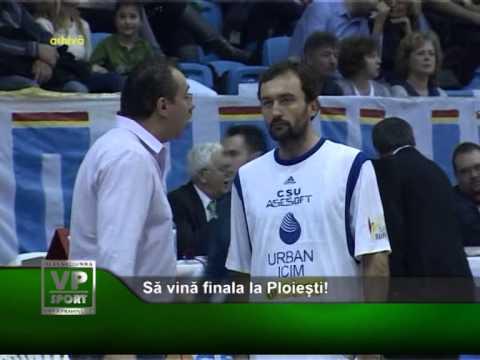 Să vină finala la Ploiești!
