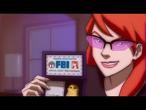 Agents of Mayhem Official Safeword Trailer