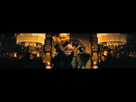 The Grandmaster On Blu-Ray Combo and On Demand March 4