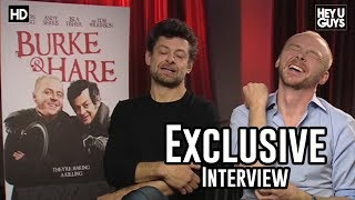 Nonton Simon Pegg   Andy Serkis   Burke And Hare Movie Exclusive Interview Film Subtitle Indonesia Streaming Movie Download