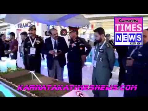 Aero India 2015 exhibition Stalls in Bengaluru