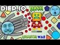 Download Lagu DIEP.IO TANK WARS + GEOMETRY DASH FLASH Version IMPOSSIBLE GAME (FGTEEV Hyper DERPY IO Game Fun!) Mp3 Free