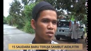 Video AWANI State [Kedah & Perlis]: 15 saudara baru teruja sambut Aidilfitri MP3, 3GP, MP4, WEBM, AVI, FLV Juni 2018