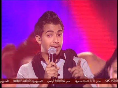 علي حامد - العروض المباشرة - الاسبوع 1 - The X Factor 2013