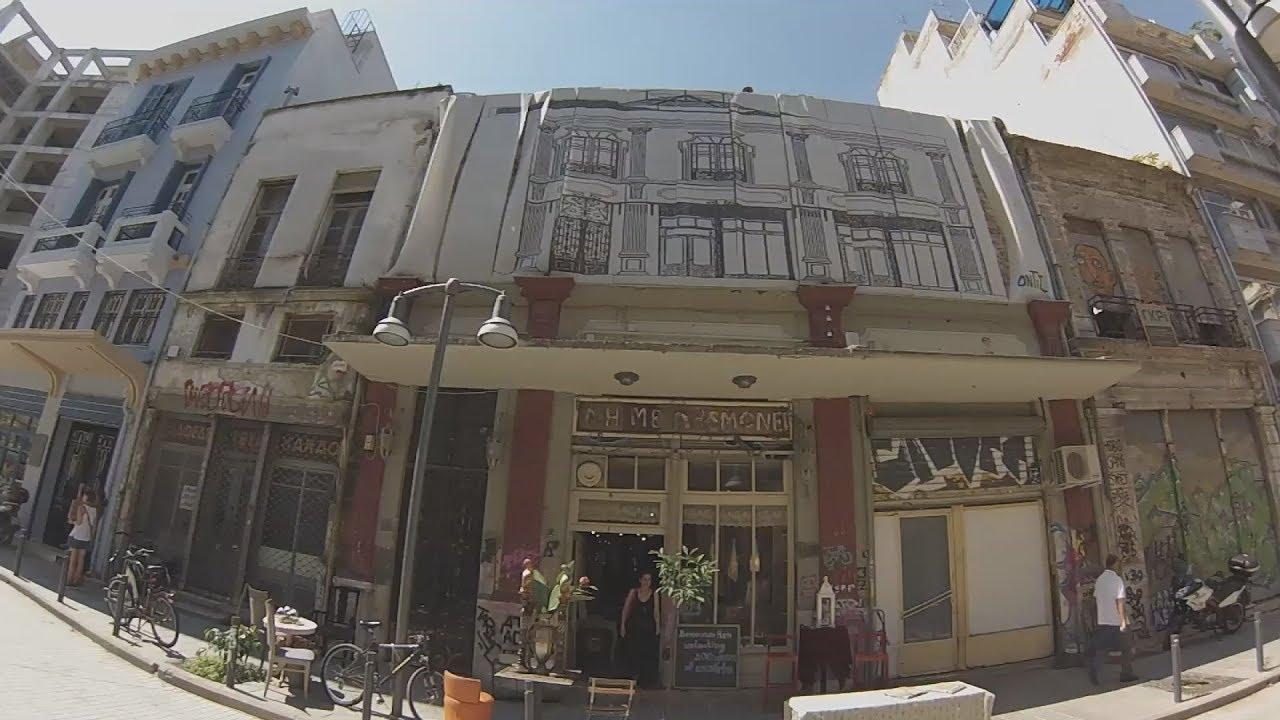 Μπενσουσάν Χαν, το παλαιότερο σωζώμενο χάνι της Θεσσαλονίκης
