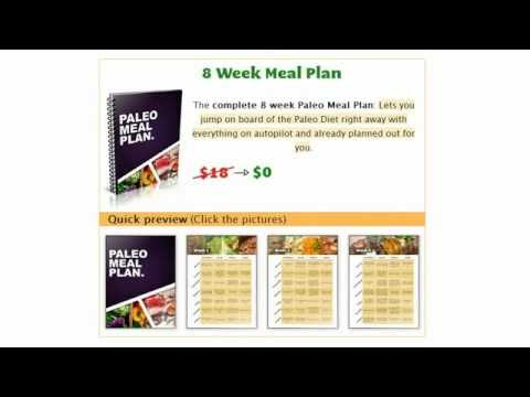 Paleo Diet Reviews Cookbook Recipes And Meal Plan