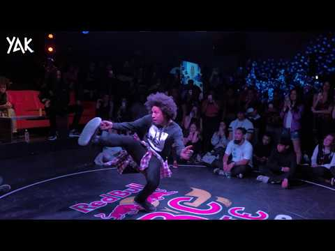 Les Twins Judge Demo | Red Bull BC One Camp USA Houston | YAK FILMS #BCONEHOU (видео)