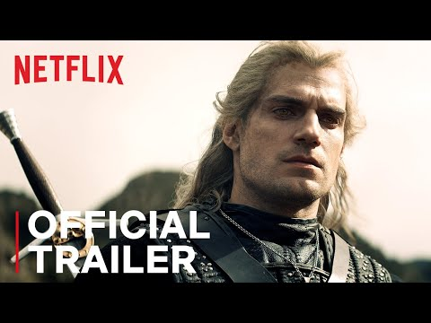THE WITCHER MAIN TRAILER