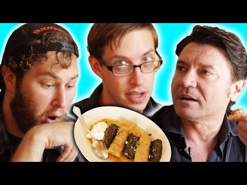 food - Take us to your food. Check out more awesome videos at BuzzfeedBlue https://www.youtube.com/user/buzzfeedblue Thanks To Milan, Aroma Cafe, and the drivers of Los Angeles. Featuring Henry...