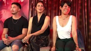 Video Paano MAGMAHAL sina TONY Labrusca, ANGEL Aquino, at Direk CONNIE | GLORIOUS Blogcon MP3, 3GP, MP4, WEBM, AVI, FLV November 2018