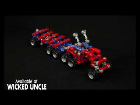 Youtube Video for Zoob Car Designer Kit - Build 13 Models